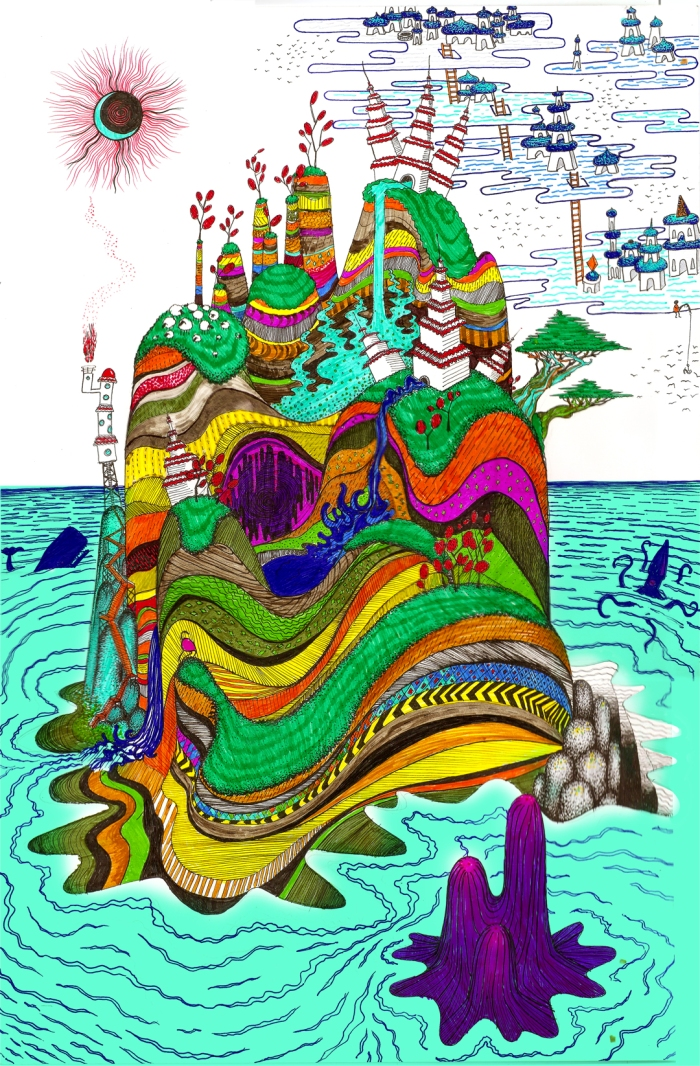 Saturation Island