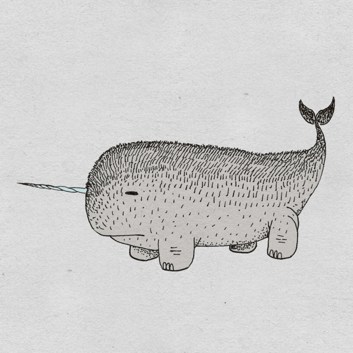 Land Narwhal