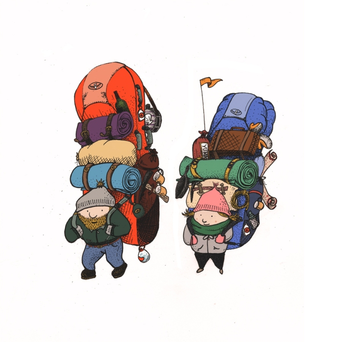 Back packers2