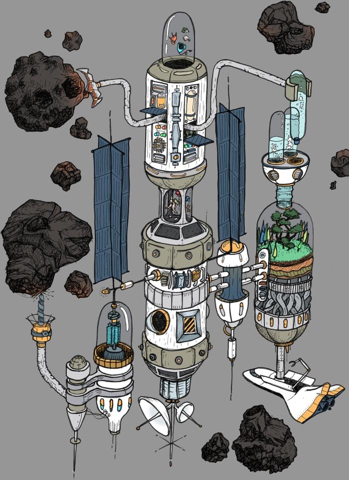 spacestationromance